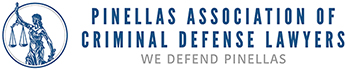 Pinellas Association of Criminal Defense Lawyers Logo